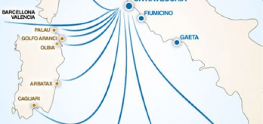 Autostrade del Mare Civitavecchia Pasqualino Monti